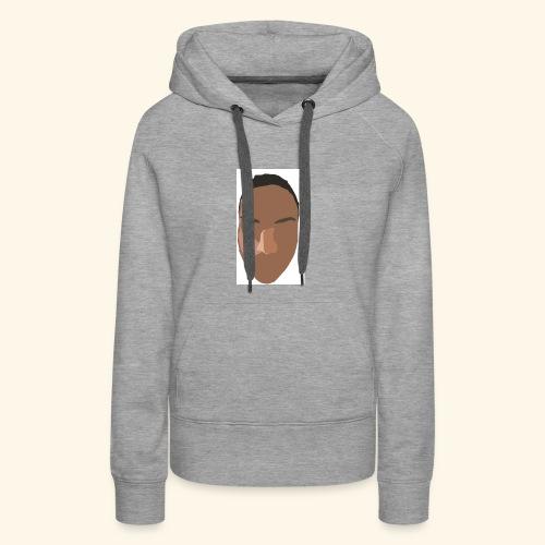 001 - Frauen Premium Hoodie