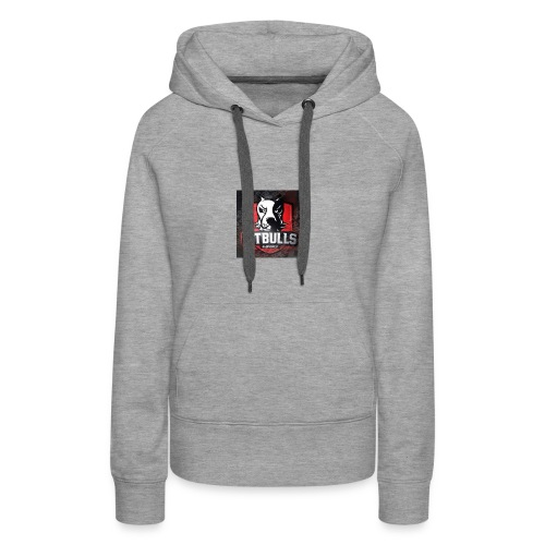 Pitbull E-Sports - Frauen Premium Hoodie