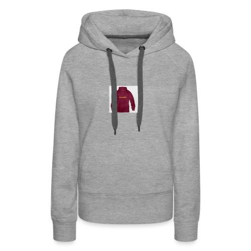 Queeni hoodie - Dame Premium hættetrøje