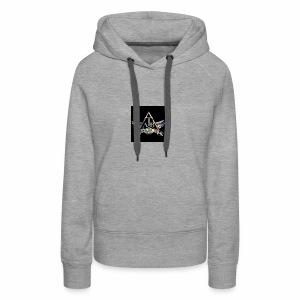 Logo ATB - Sweat-shirt à capuche Premium pour femmes