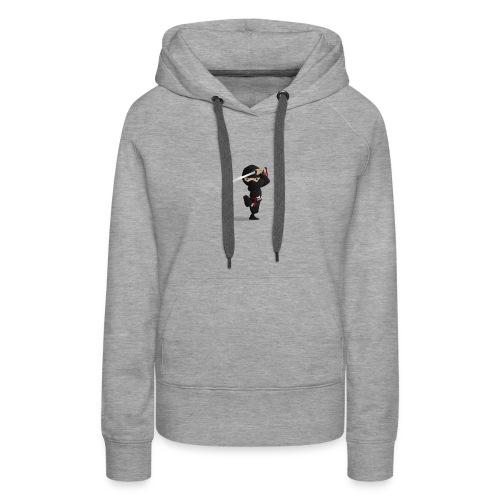 Ninja-PNG - Women's Premium Hoodie