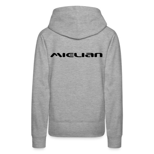 Mielian Logo - Women's Premium Hoodie