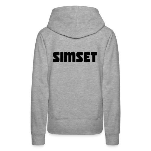 SIMSET - Premium hettegenser for kvinner
