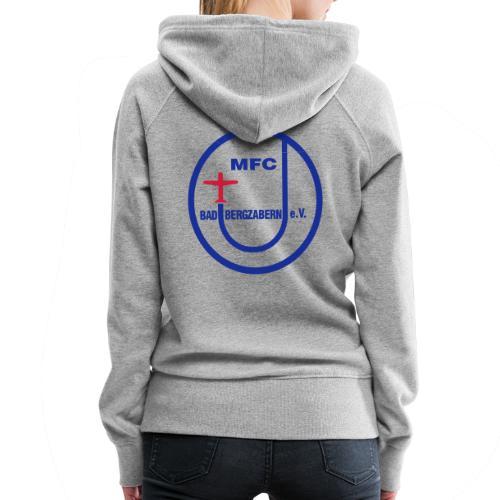 MFC Bad Bergzabern e. V. - Frauen Premium Hoodie