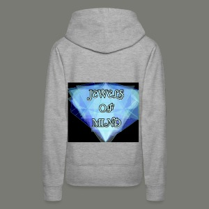 JEWELS OF MIND - Frauen Premium Hoodie