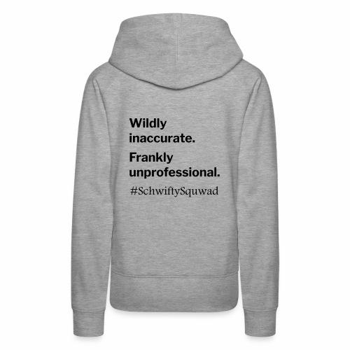 SchwiftySquwad - Women's Premium Hoodie