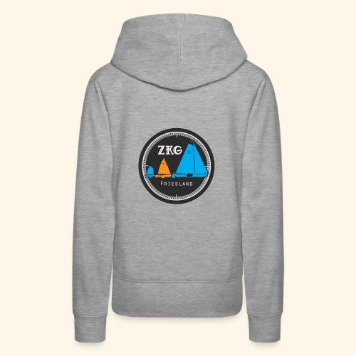 ZKGFriesland - Vrouwen Premium hoodie