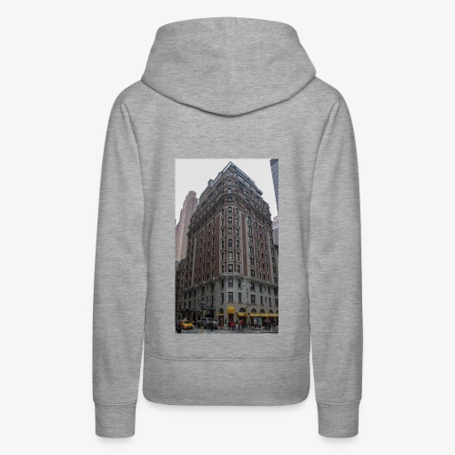 ein Haus in New York - Frauen Premium Hoodie