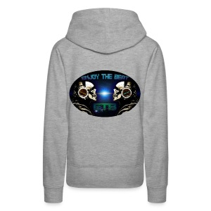 Frühlings Special Enjoy the Beat - Frauen Premium Hoodie