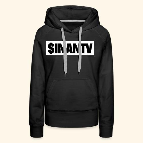 SinanTV - Frauen Premium Hoodie