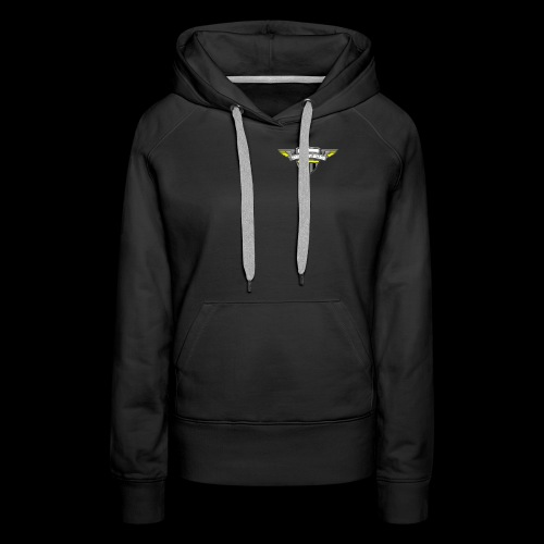 Trance Army Merchandise - Women's Premium Hoodie