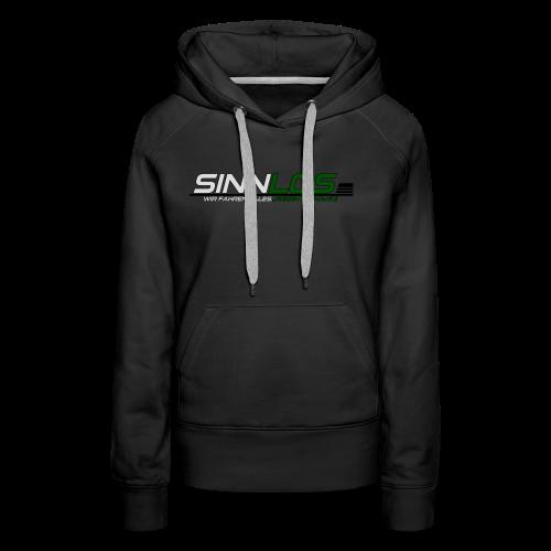 Sinnlos Logo - Frauen Premium Hoodie