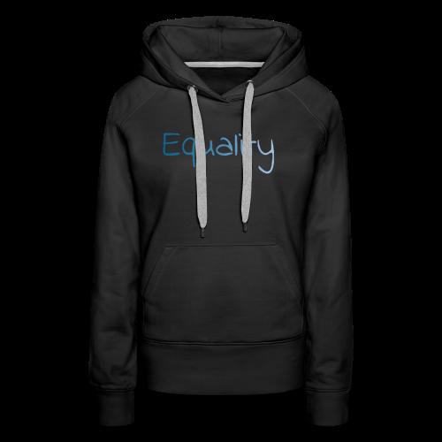 equality - Premiumluvtröja dam