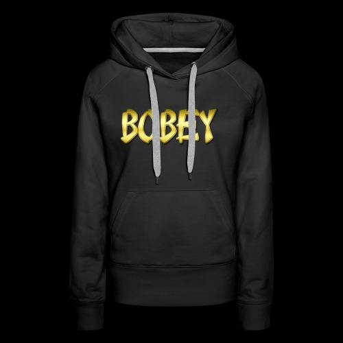 BoBeY - Frauen Premium Hoodie