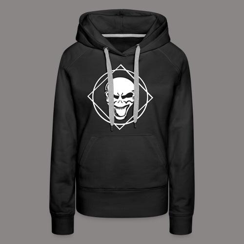 future kickz wit - Vrouwen Premium hoodie