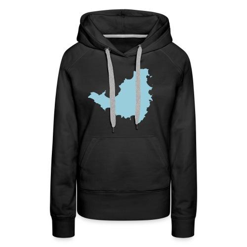 SXM - Vrouwen Premium hoodie