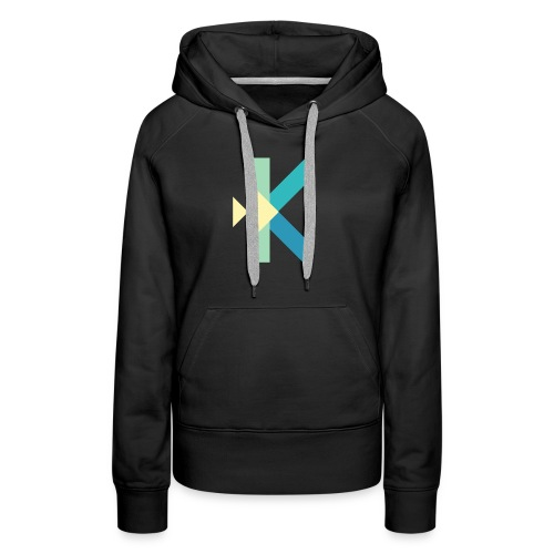 Konstantin T Music Merch - Frauen Premium Hoodie