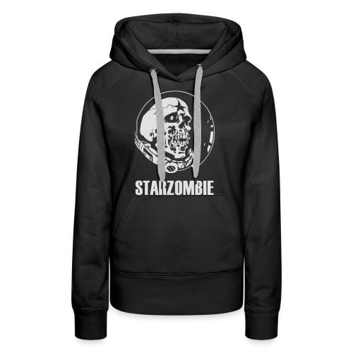 STARZOMBIE White Logo - Premiumluvtröja dam