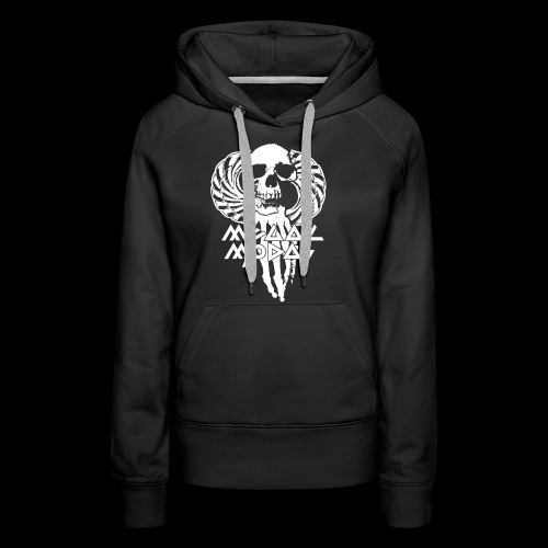 MEGALMODAS Design by Lock and Load - Frauen Premium Hoodie