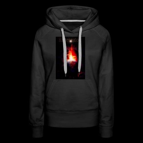 Expression - Vrouwen Premium hoodie