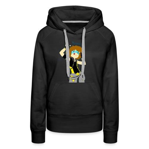 RICK-SENPAI - Women's Premium Hoodie