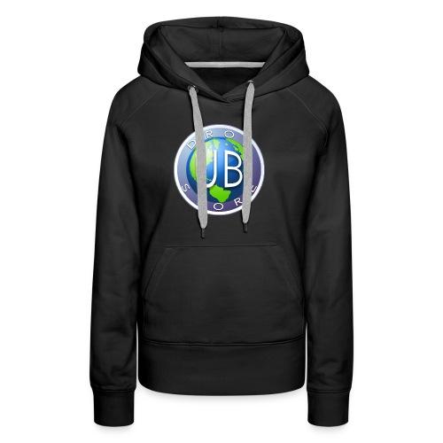 DropStore UB Logo - Premium hettegenser for kvinner