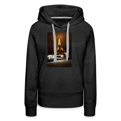 Paris- Eiffelturm - Frauen Premium Hoodie