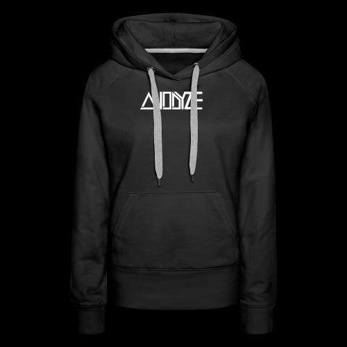 ANODYZE Standard - Frauen Premium Hoodie