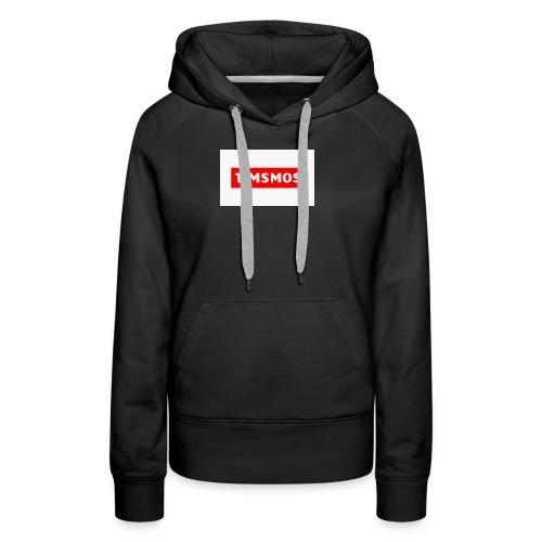 Timsmos Logo Youtube - Premiumluvtröja dam