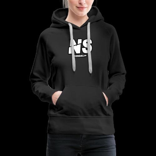 NiceSebastian - Premium hettegenser for kvinner