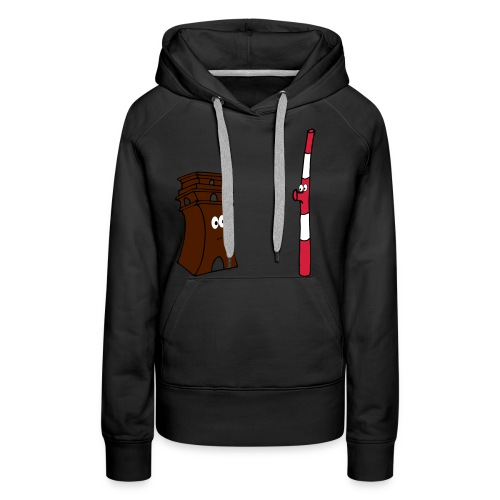 s2 - Frauen Premium Hoodie