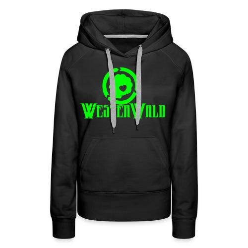 Westerwald - Frauen Premium Hoodie