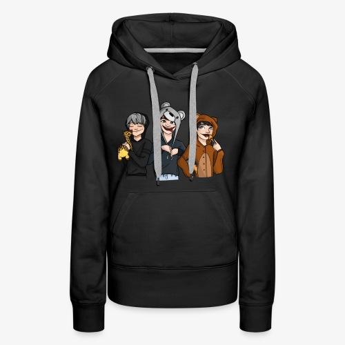 Team Potgrond - Vrouwen Premium hoodie