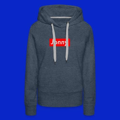 Jonny - Women's Premium Hoodie