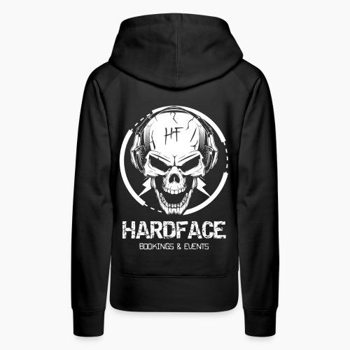 HardFace - Bookings & Events - Women's Premium Hoodie