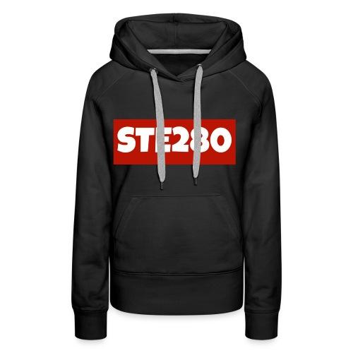 Women's Ste280 T-Shirt - Women's Premium Hoodie