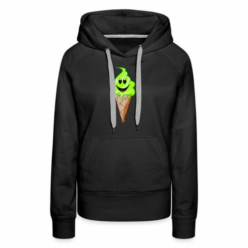 Mr./ Ms. Pistachio - Vrouwen Premium hoodie