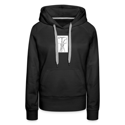 Bookworm For those who love to read & learn xxx - Women's Premium Hoodie