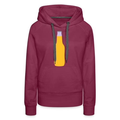 Bierflasche - Frauen Premium Hoodie