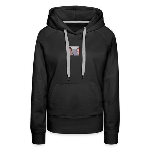 wekelijks VD - Vrouwen Premium hoodie