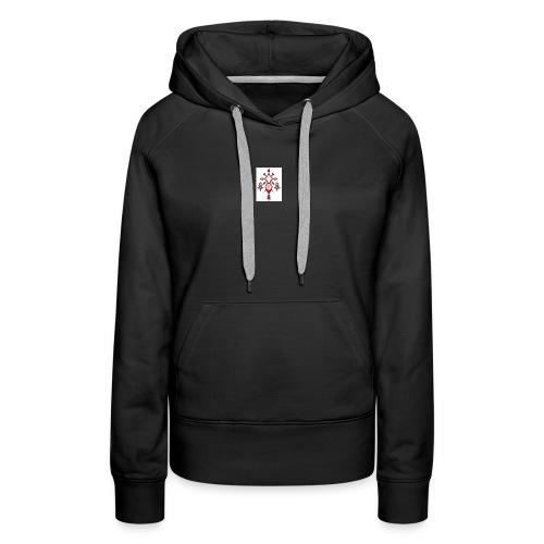 berber - Sweat-shirt à capuche Premium pour femmes