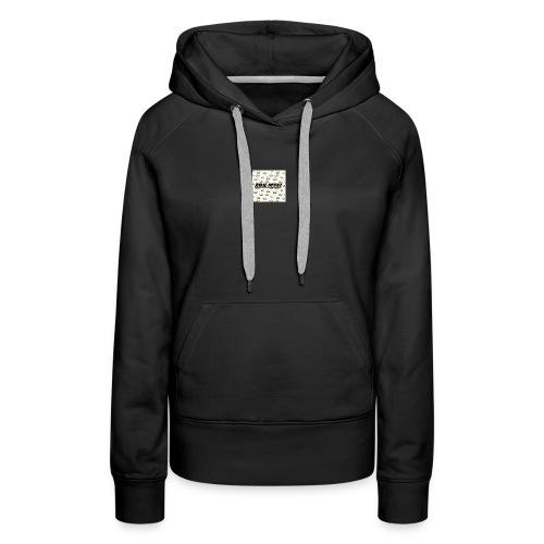 118420059 166998560 ZBK MUSI - Sweat-shirt à capuche Premium pour femmes