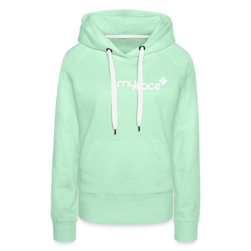 myfacelogo - Frauen Premium Hoodie