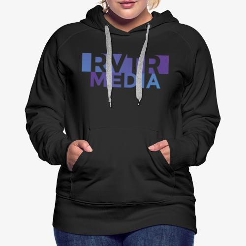 RVTR media NEW Design - Frauen Premium Hoodie
