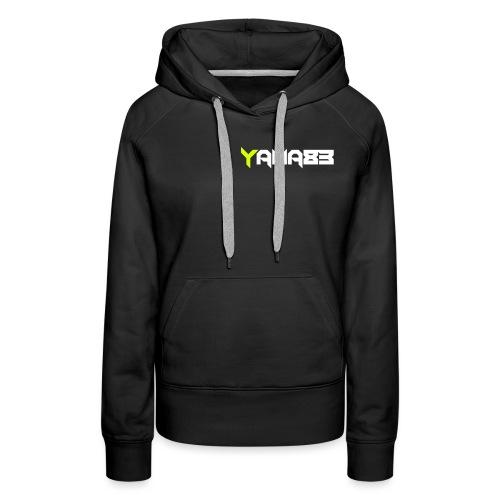 Yama83 - Sweat-shirt à capuche Premium pour femmes