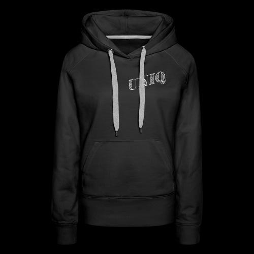 UNIQ - Women's Premium Hoodie