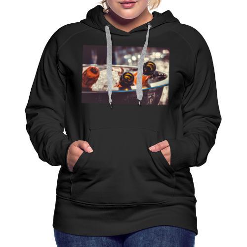 Champaign Bekleidung - Frauen Premium Hoodie