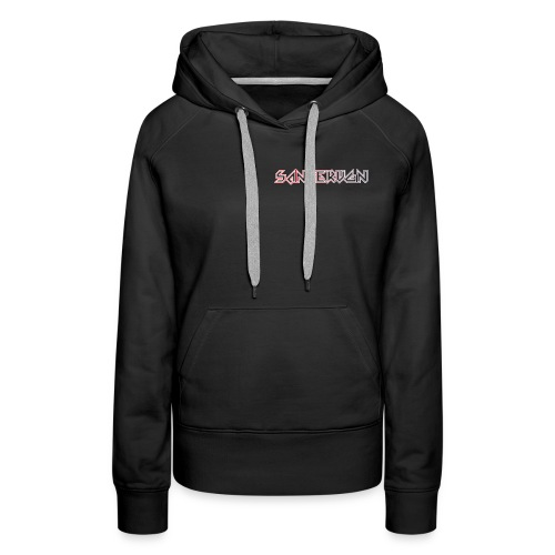 logoshirts - Vrouwen Premium hoodie