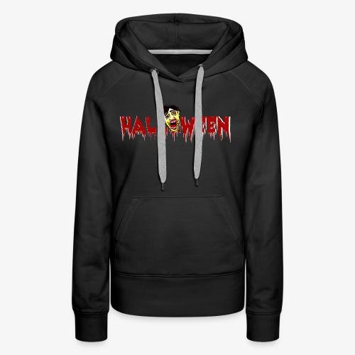 Halloween4 - Frauen Premium Hoodie