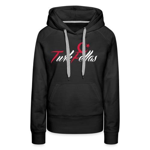 TurkFellas Official - Vrouwen Premium hoodie